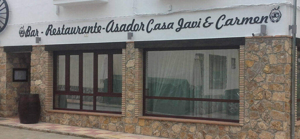 Restaurante Casa Javi (Coto-Ríos)