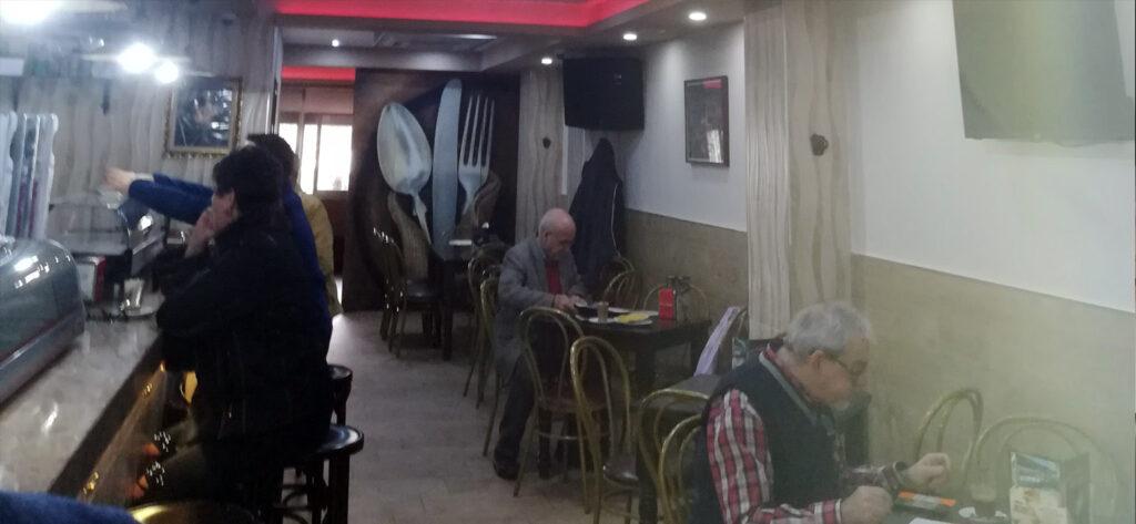 Bar Restaurante Seis Doble